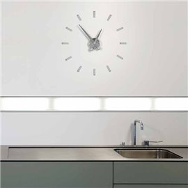 Nomon Puntos Suspensivos 12I wall clock