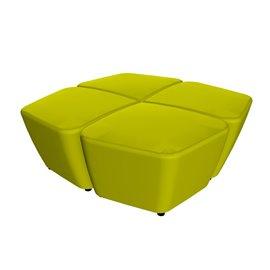 Flag közösségi bútor, mintaösszeállítás 3