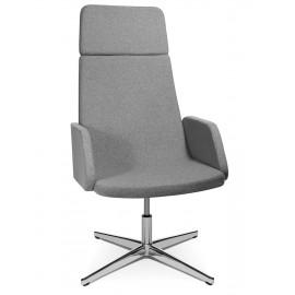 Topstar Sitness Lounge 30 forgószék, karfás