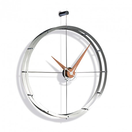 Nomon Doble O I wall clock