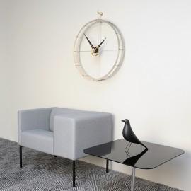 Nomon Doble O G wall clock