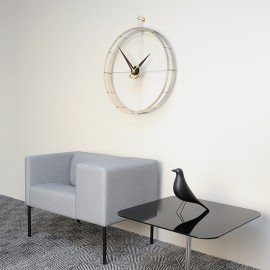 Nomon Doble O G wall clock