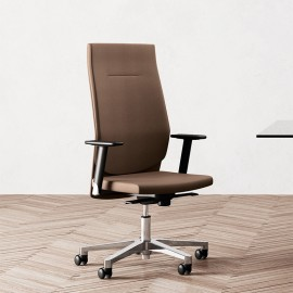 Galassia vezetői irodai szék, állítható magasságú karfával