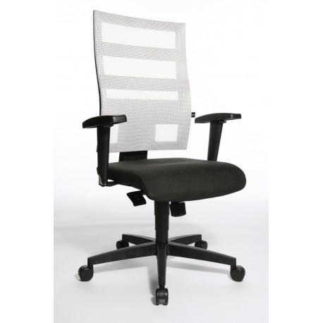 Topstar X-Pander irodai forgószék, fekete-fehér