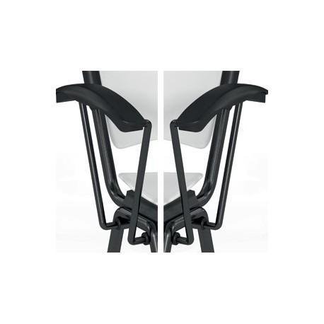 Vesta fekete karfapár