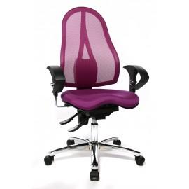 Topstar Sitness 15 irodai szék, lila