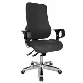 Topstar Sitness 55 irodai szék, sötétszürke