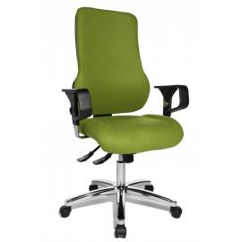 Topstar Sitness 55 irodai szék, zöld
