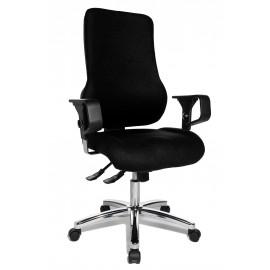 Topstar Sitness 55 irodai szék, fekete