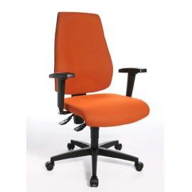 Topstar Trendstar 10 irodai forgószék, narancssárga