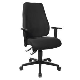 Topstar Lady Sitness irodai szék, fekete