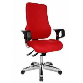Topstar Sitness 55 irodai szék, piros