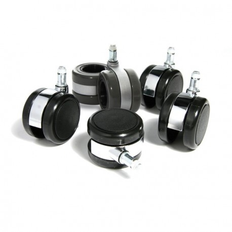 Titan castors for hard floor