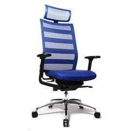Wagner ErgoMedic 100-1X fejtámlás vezetői szék