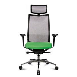 Wagner ErgoMedic 100-2X fejtámlás vezetői szék