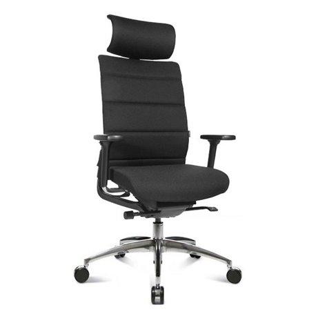 Wagner ErgoMedic 100-4X fejtámlás vezetői szék
