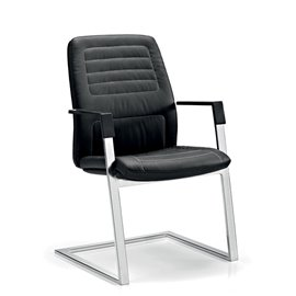 Neo Chair 20 lengővázas vezetői tárgyalószék