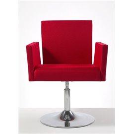Mascagni Lounge ügyfélváró szék, tányértalppal