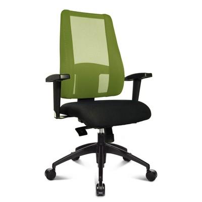 W505 fekete-zöld (100% poliészter)