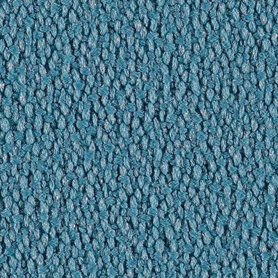 530 óceán kék (100% poliészter-Trevira égésálló)