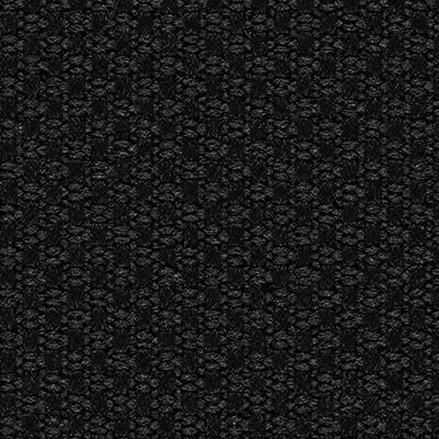 624 fekete (100% poliészter-Trevira égésálló)