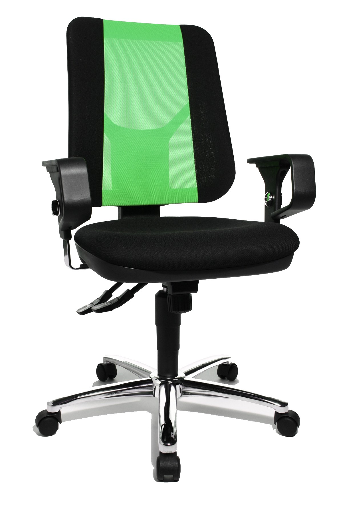 BK5 fekete-zöld